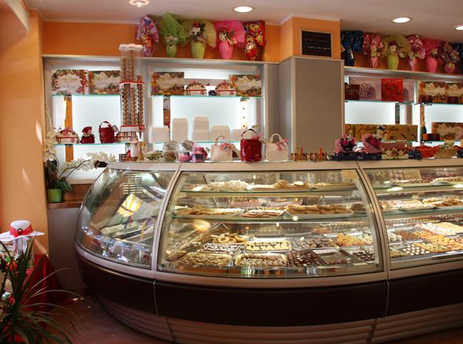 Arredamento per gelaterie